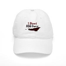 I Bleed Sauce Baseball Cap