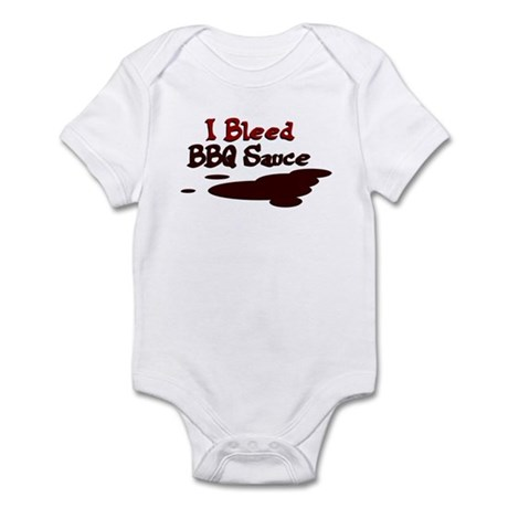 I Bleed Sauce Infant Bodysuit