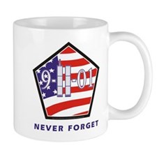 NEVER Forget - Mug
