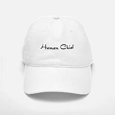 Human Chief Baseball Baseball Cap