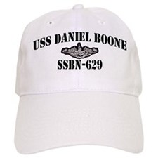 USS DANIEL BOONE Baseball Cap