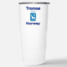 Funny Norwegian kids Travel Mug