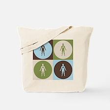 Respiratory Therapy Pop Art Tote Bag