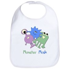 Monster Mosh Bib