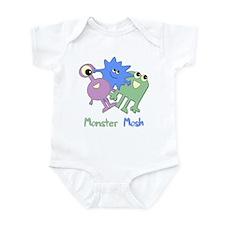 Monster Mosh Infant Bodysuit