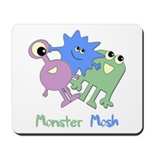 Monster Mosh Mousepad