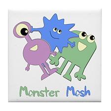 Monster Mosh Tile Coaster
