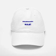 Boilermakers Rule! Baseball Baseball Cap