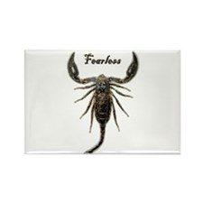 Scorpion-Fearless Rectangle Magnet