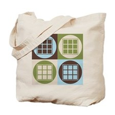 Quilts Pop Art Tote Bag