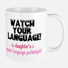 SLP Daughter Mug