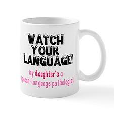 SLP Daughter Small Small Mug