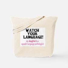 SLP Daughter Tote Bag