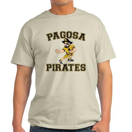 Pagosa Pirates Light T-Shirt