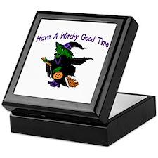 Witchy Time Keepsake Box