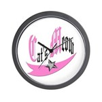Cat's Meow Wall Clock
