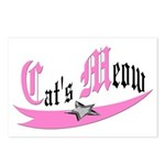 Cat's Meow Postcards (Package of 8)