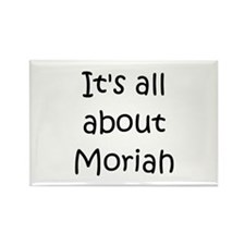 Funny Moriah Rectangle Magnet (10 pack)