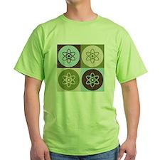 Physics Pop Art T-Shirt