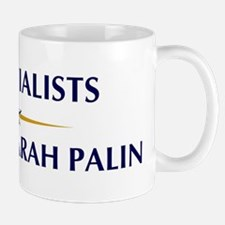 PR SPECIALISTS supports Palin Mug