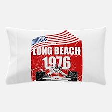 Long Beach 1976 Pillow Case