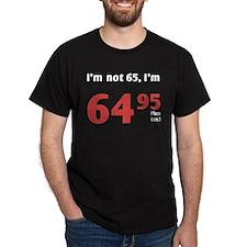 Funny Tax 65th Birthday T-Shirt