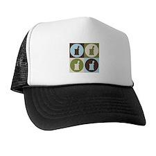 Pharmacology Pop Art Trucker Hat