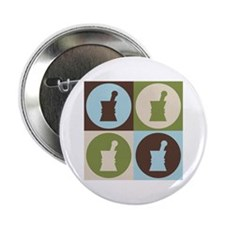 "Pharmacology Pop Art 2.25"" Button"
