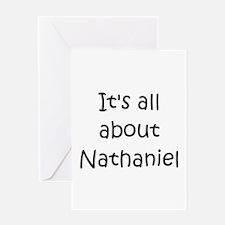 Nathaniel Greeting Card