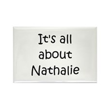 Unique Nathaly Rectangle Magnet (10 pack)