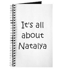 Funny Natalya Journal