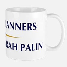 URBAN PLANNERS supports Palin Mug