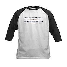 PLANT OPERATORS supports Pali Tee