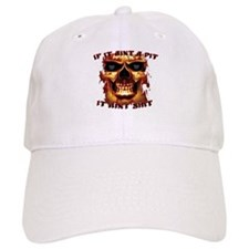 If It Aint A Pit, It Aint Shit (Pitbull Eyes) Baseball Cap
