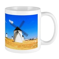 Unique Quijote Mug