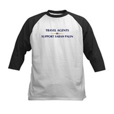 TRAVEL AGENTS supports Palin Tee