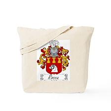 Rocca Family Crest Tote Bag