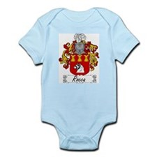 Rocca Family Crest Infant Creeper