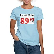 Funny Tax 90th Birthday T-Shirt