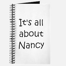 Cute Nancy Journal