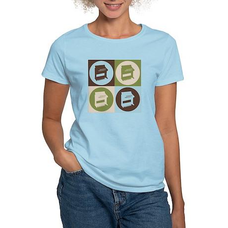 Organ Pop Art Women's Light T-Shirt