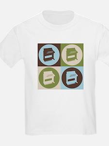 Organ Pop Art T-Shirt