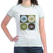 Optometry Pop Art T