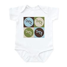 Optics Pop Art Infant Bodysuit