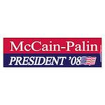 """McCain-Palin"" Bumper Sticker"