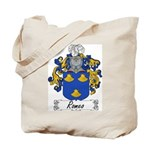 Romeo Family Crest Tote Bag