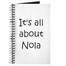 Cute Nola Journal