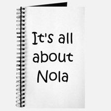 Cute Nola Journal