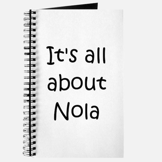 Unique Nola Journal