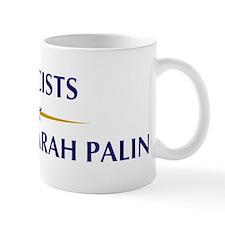 LYRICISTS supports Palin Mug